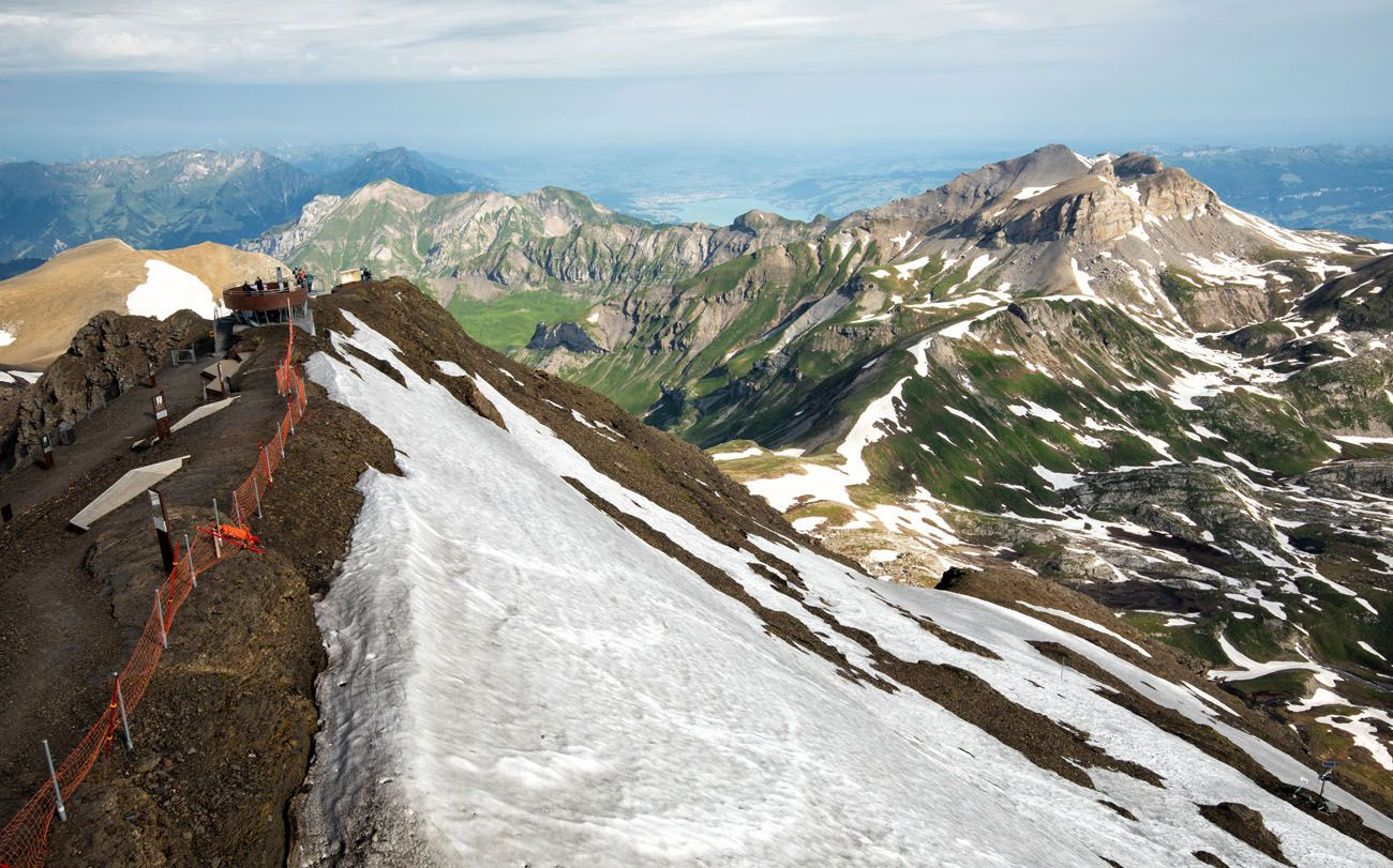 Schilthorn View Switzerland