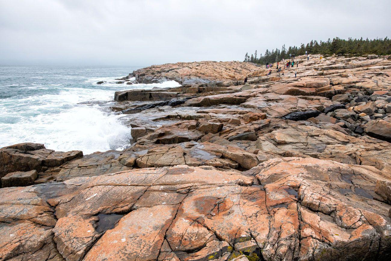 Schoodic Point Acadia