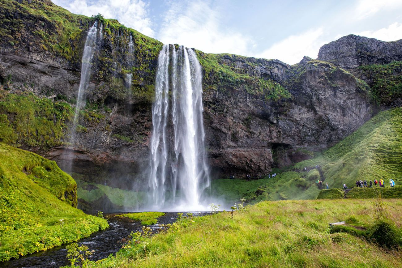 Seljalandsfoss 10 days in Iceland itinerary