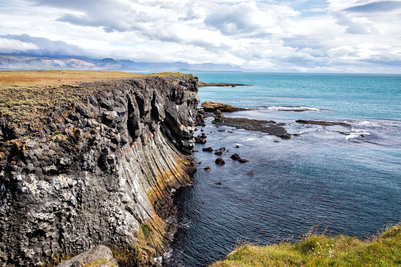 Snaefellsnes Peninsula 10 days in Iceland itinerary