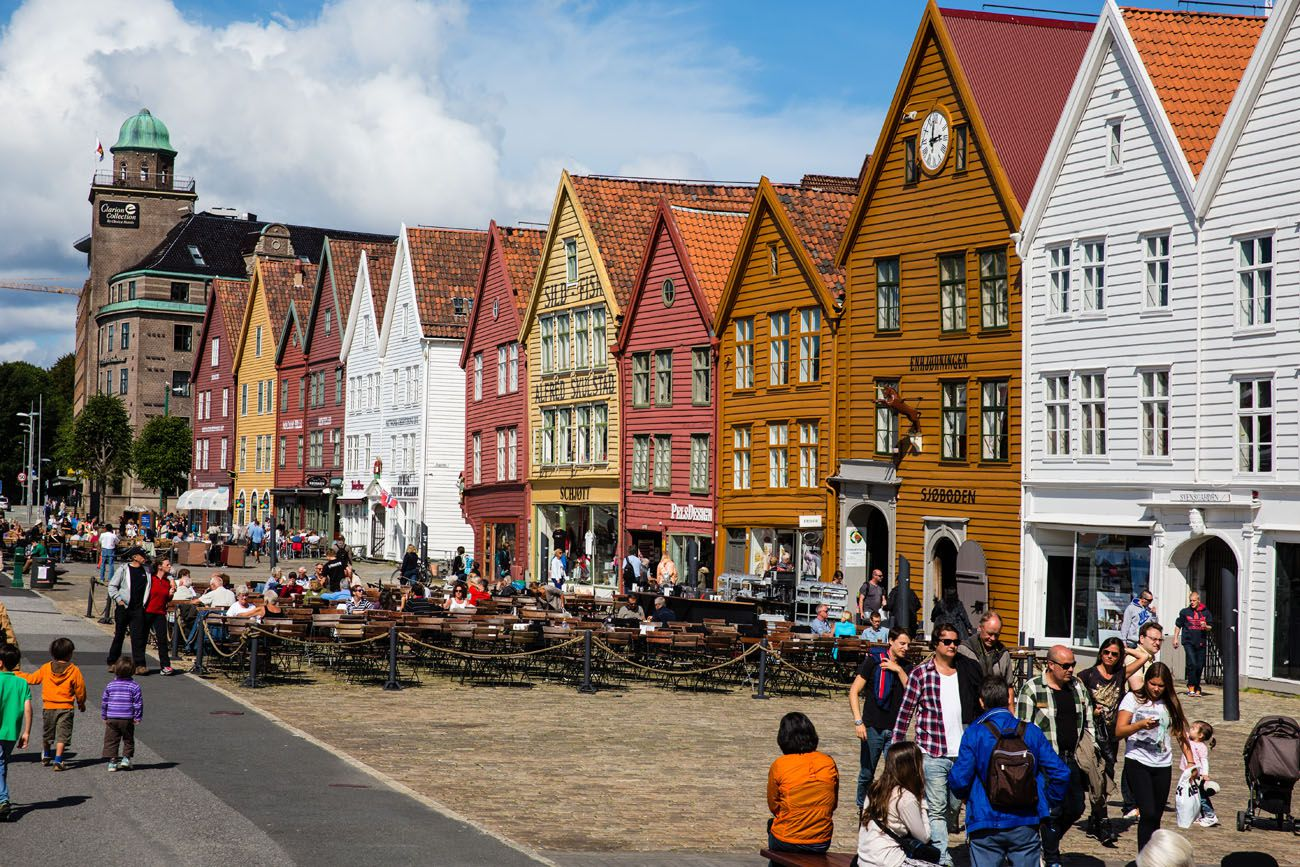 Bryggen best things to do in Norway