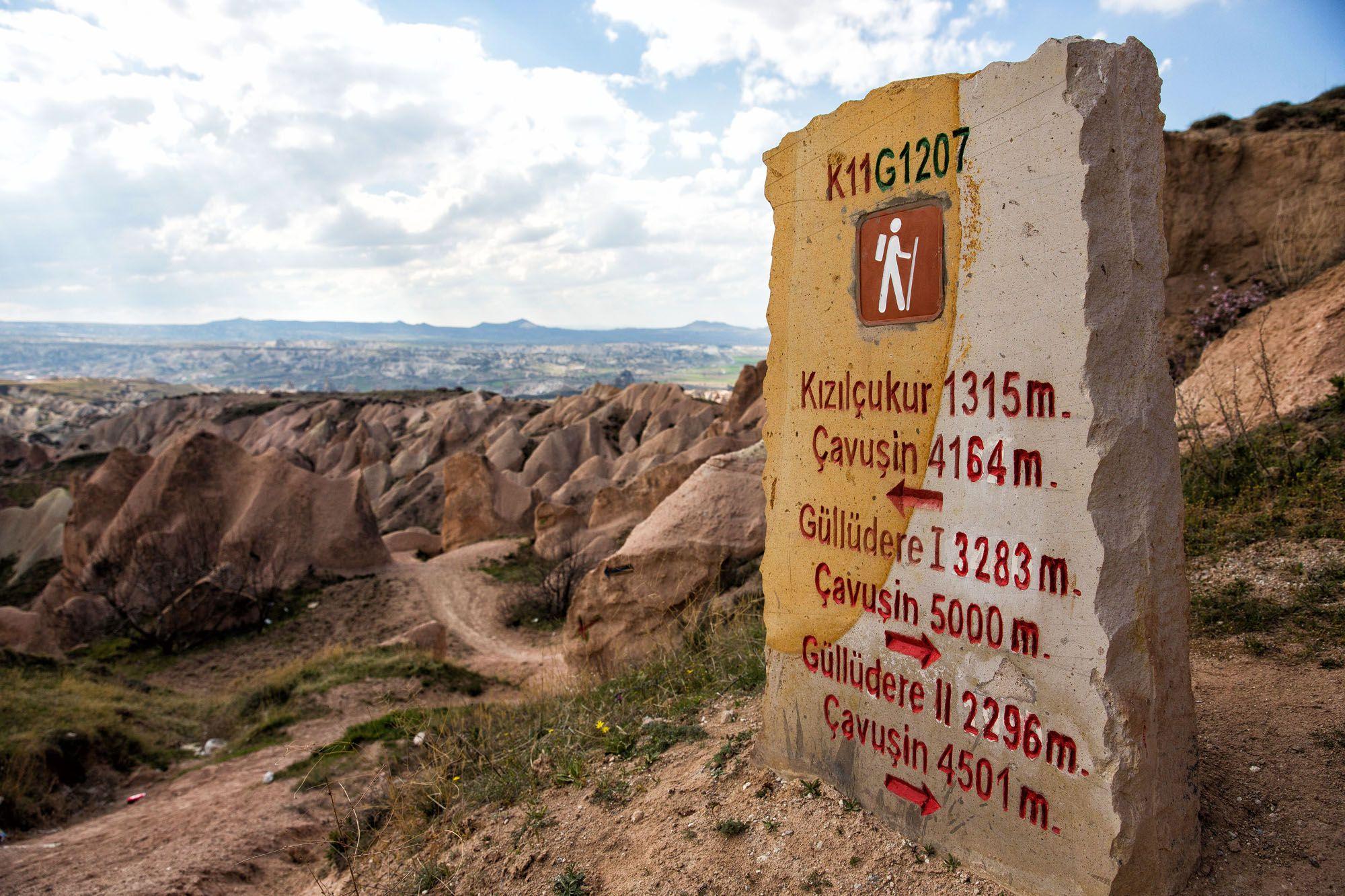 Cappadocia Hikes