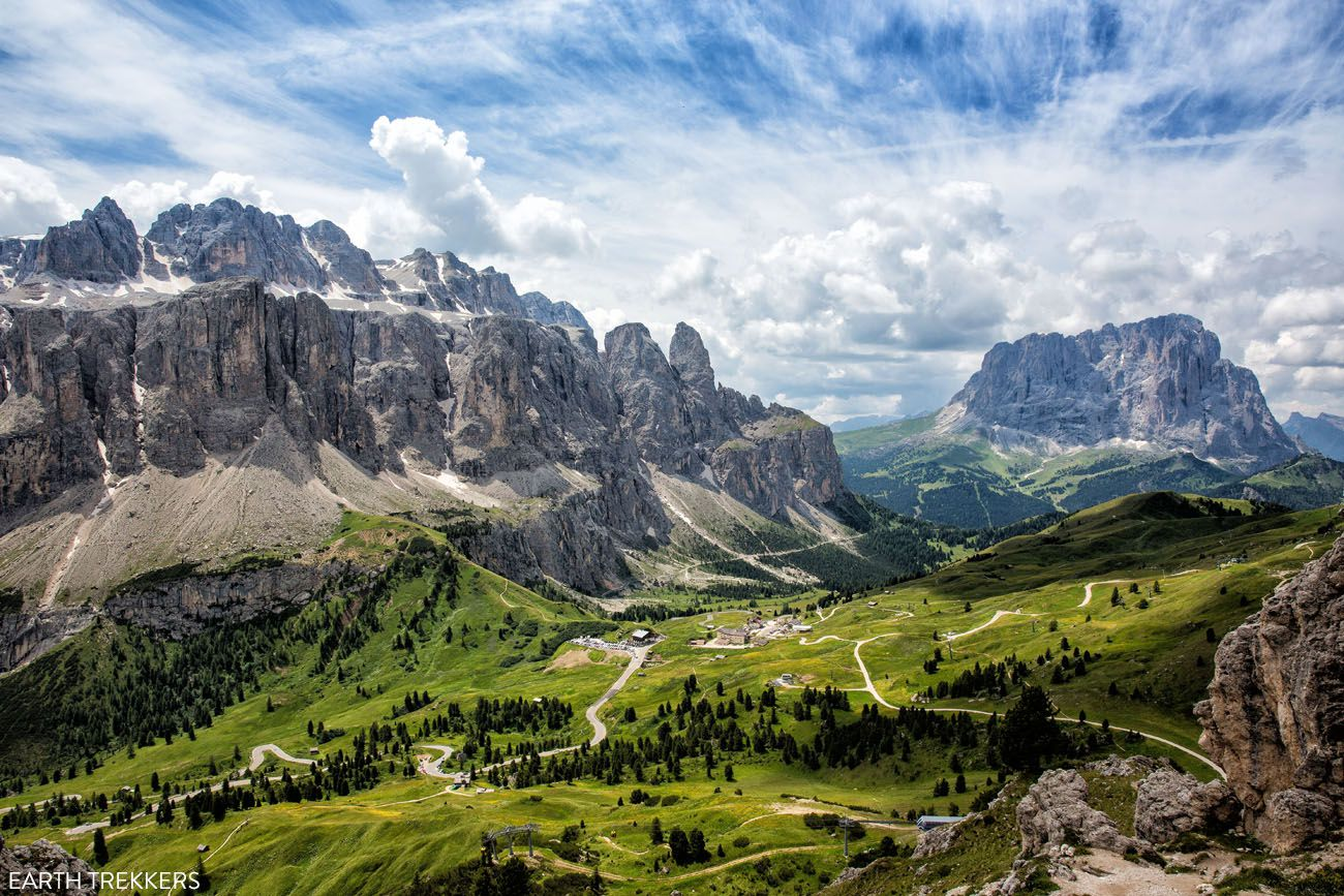 Dolomites Europe Itinerary