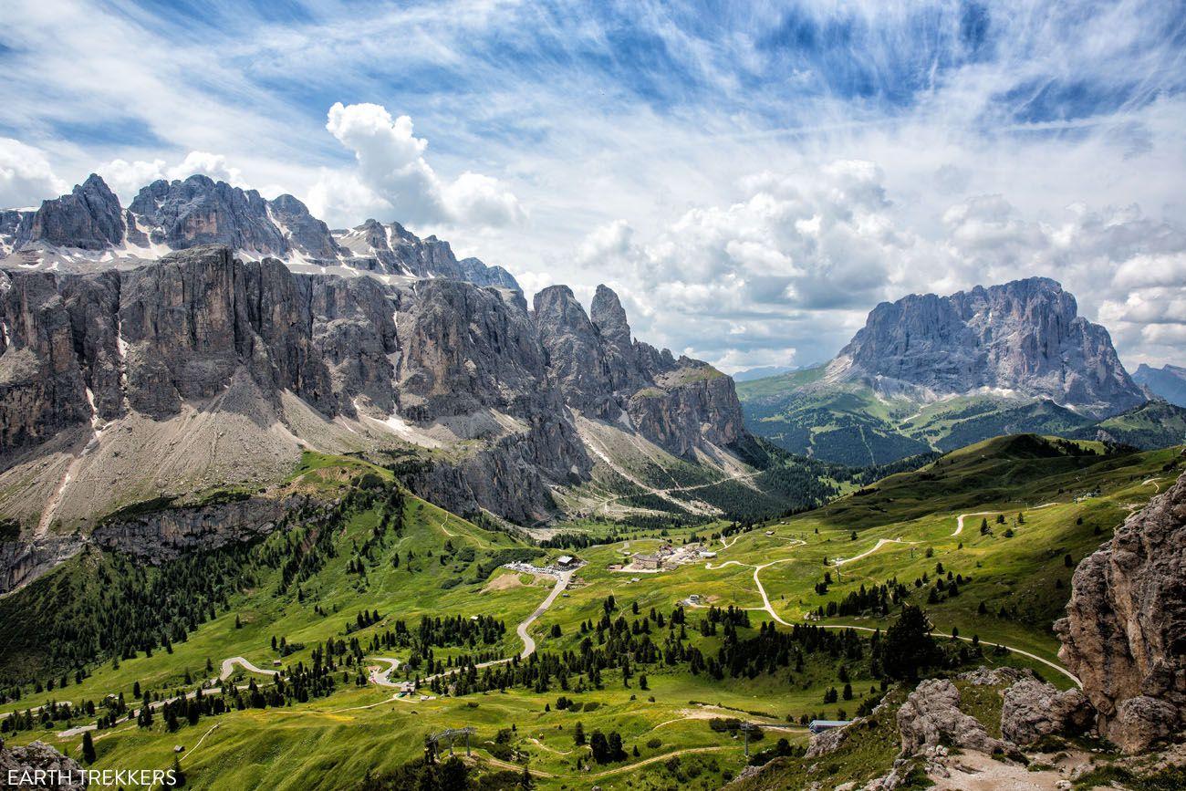 Dolomites Europe Itinerary