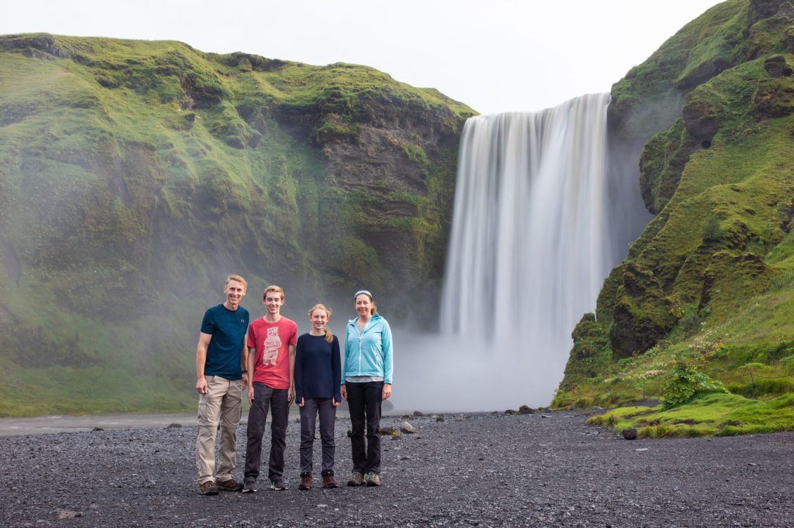 Earth Trekkers in Iceland