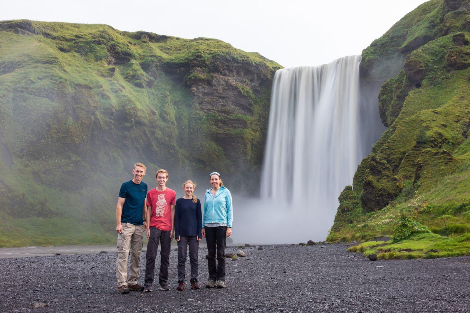 Earth Trekkers in Iceland