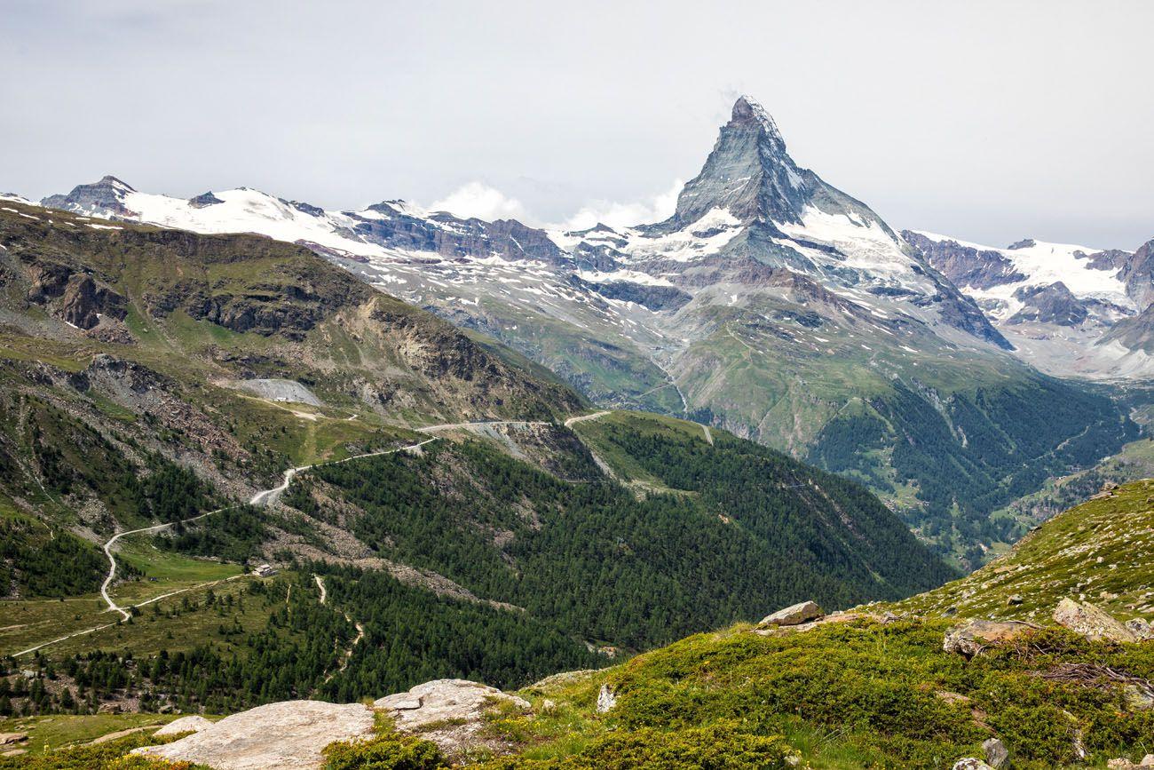 Five Lakes Trail Zermatt