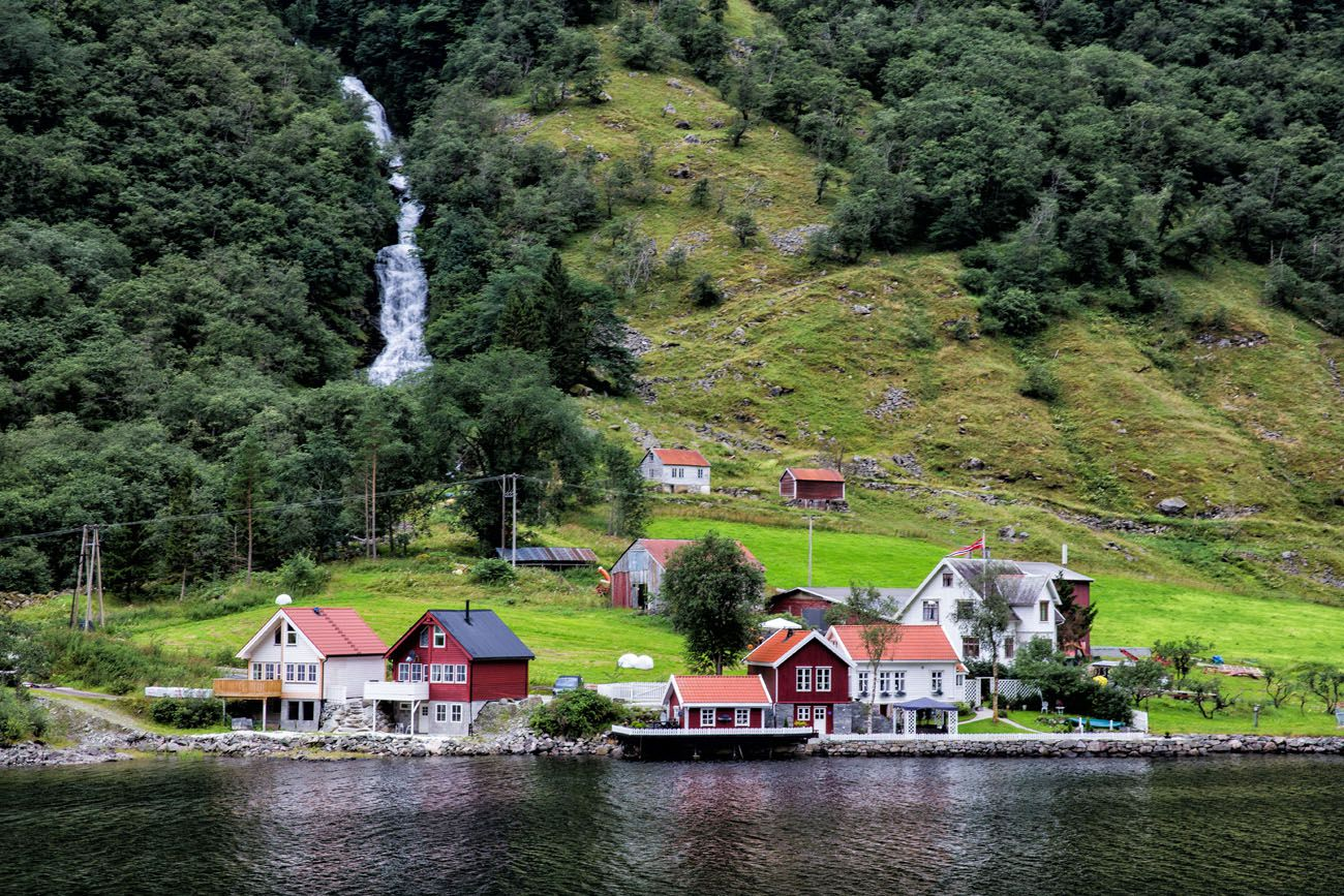 Fjord Cruise best things to do in Norway