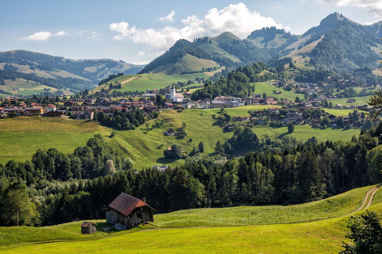 French Switzerland