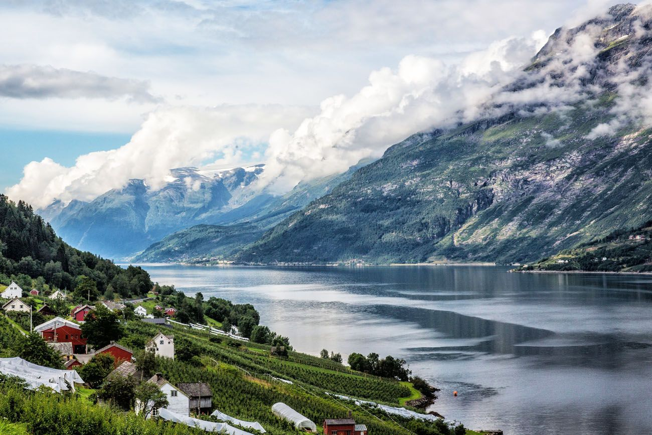 Hardangerfjord best things to do in Norway