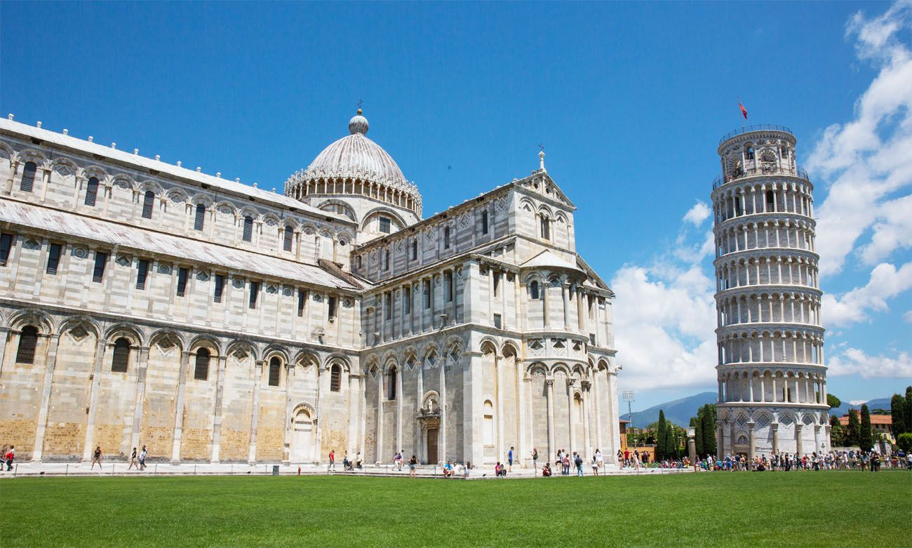 How to Visit the Leaning Tower of Pisa