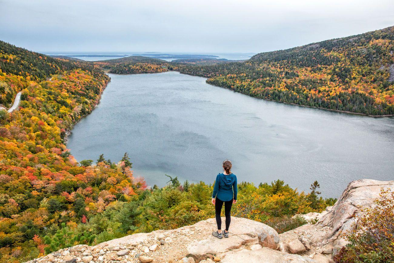 Julie in Acadia