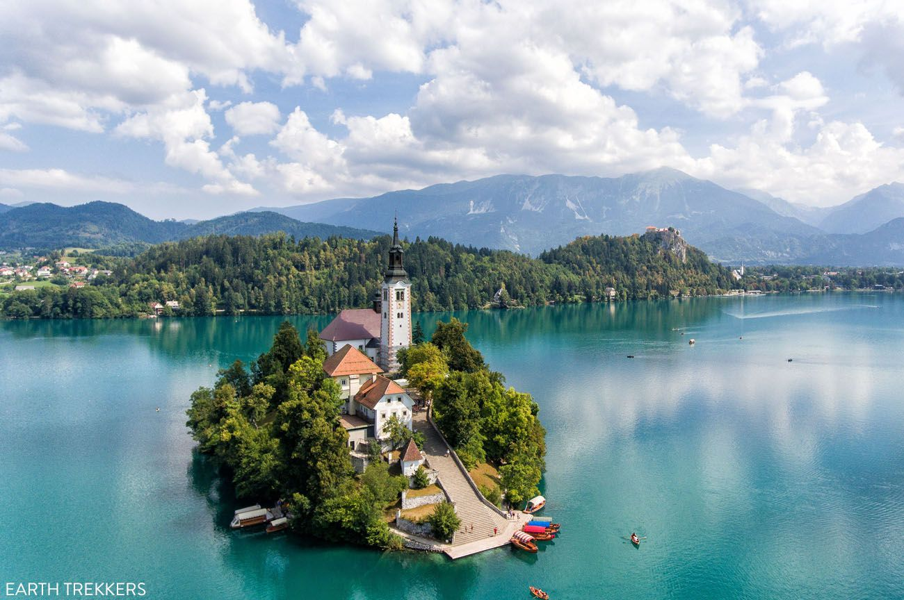 Lake Bled Slovenia Fairytale Destinations