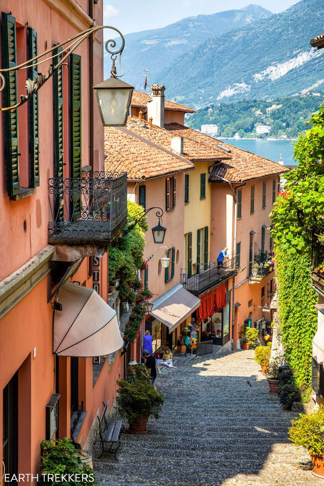 Lake Como Europe Itinerary