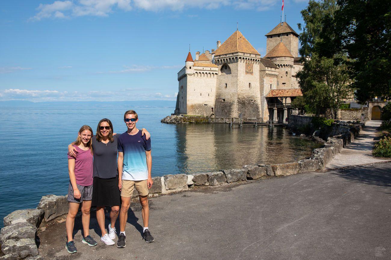 Lausanne Day Trip
