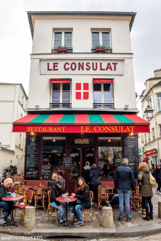 Le Consulat Paris