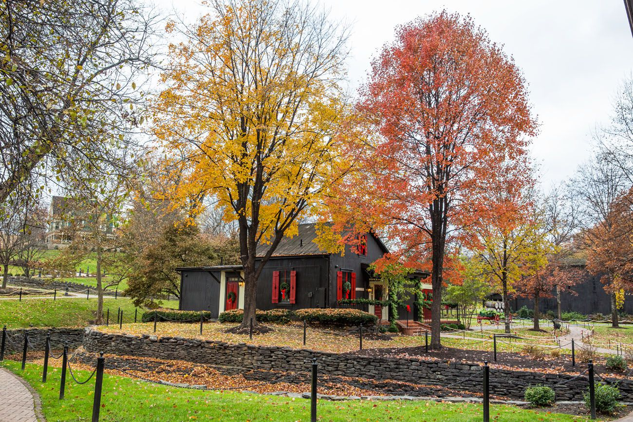 Makers Mark Kentucky Bourbon Trail itinerary