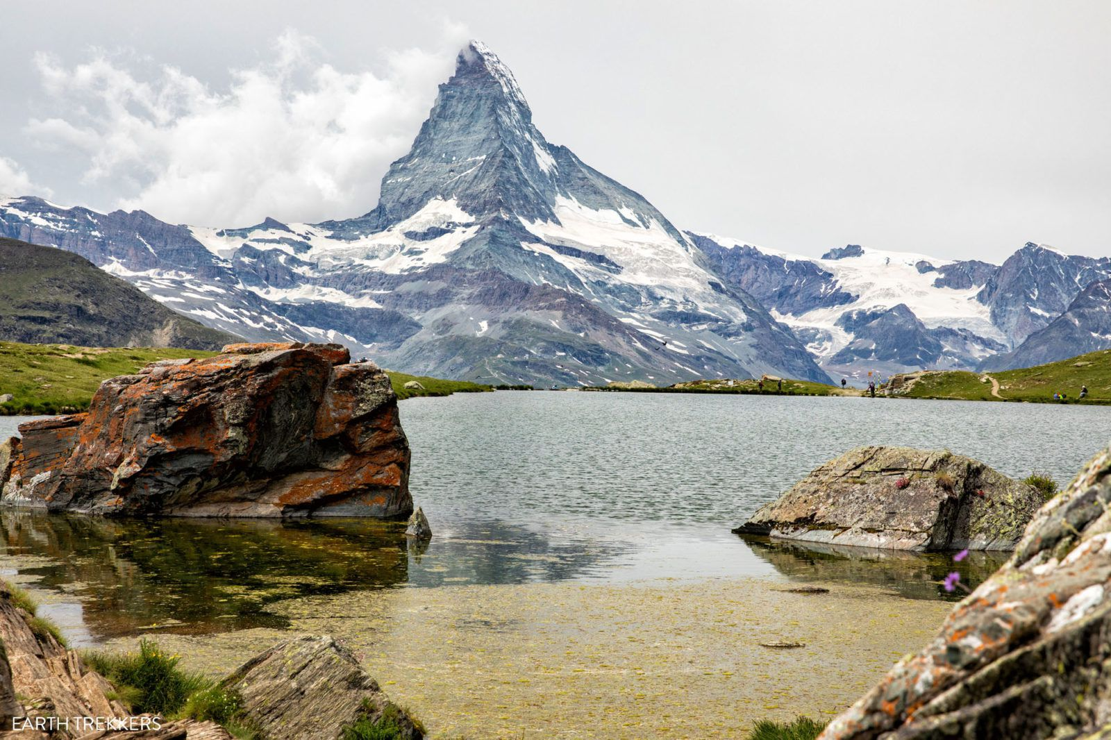 Matterhorn and Five Lakes Trail