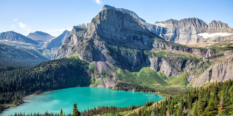 Grand Teton Yellowstone Glacier Road Trip Itinerary