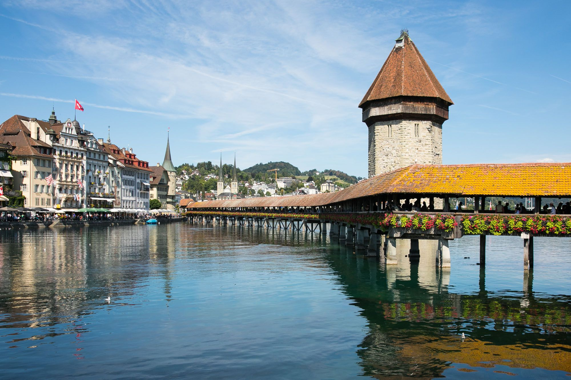 One Day in Lucerne Switzerland