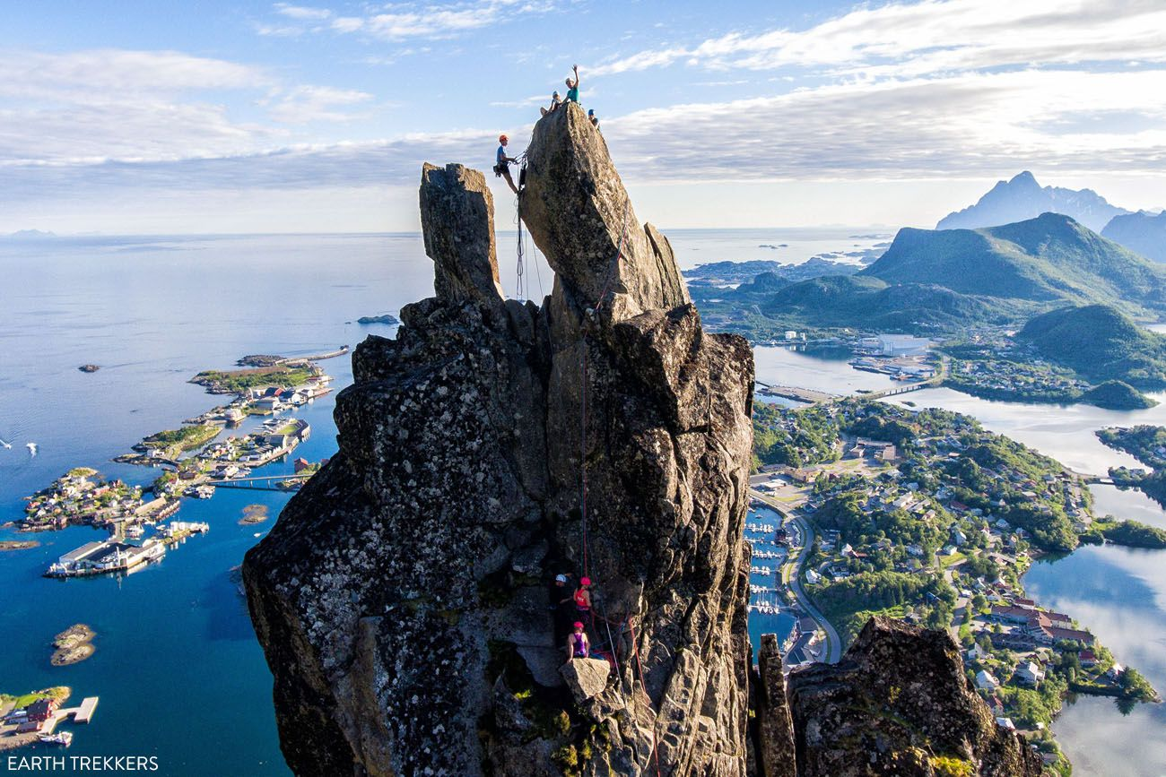 Svolvaergeita Best Things to do in Norway