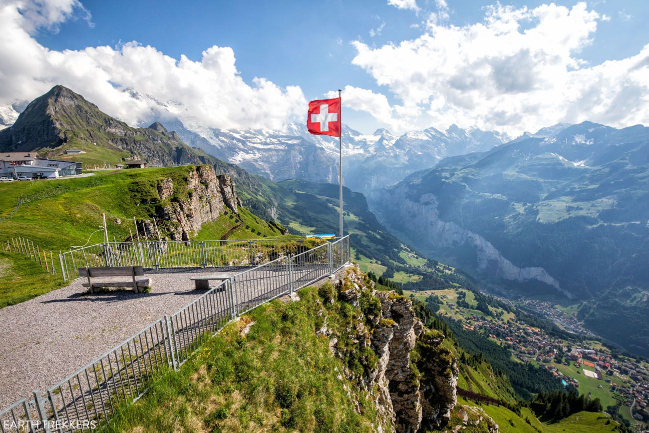 Switzerland Europe Itinerary