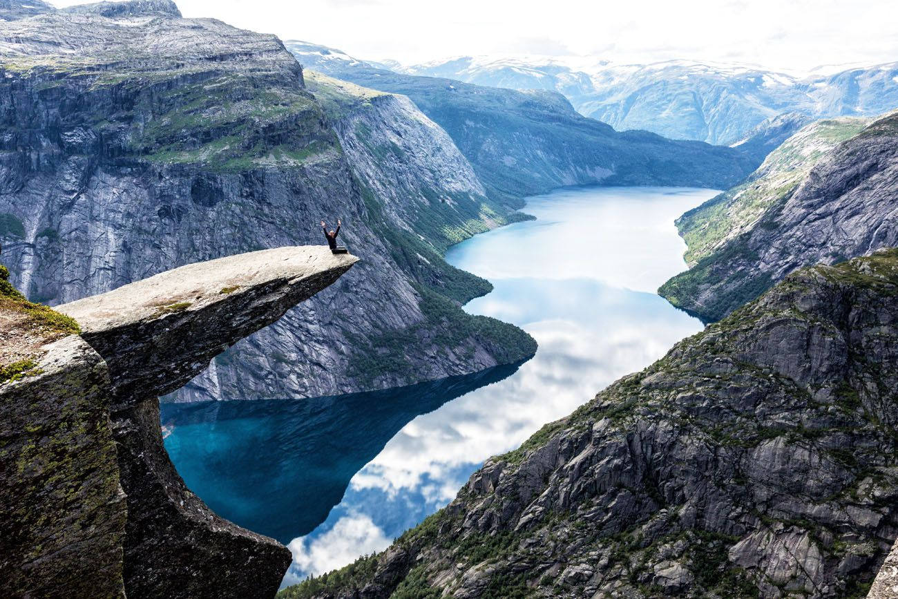 Trolltunga best things to do in Norway