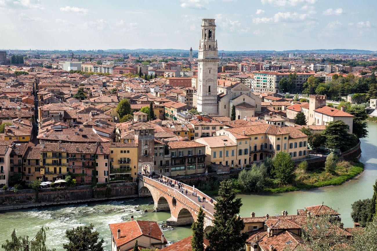 Verona 10 days in Europe