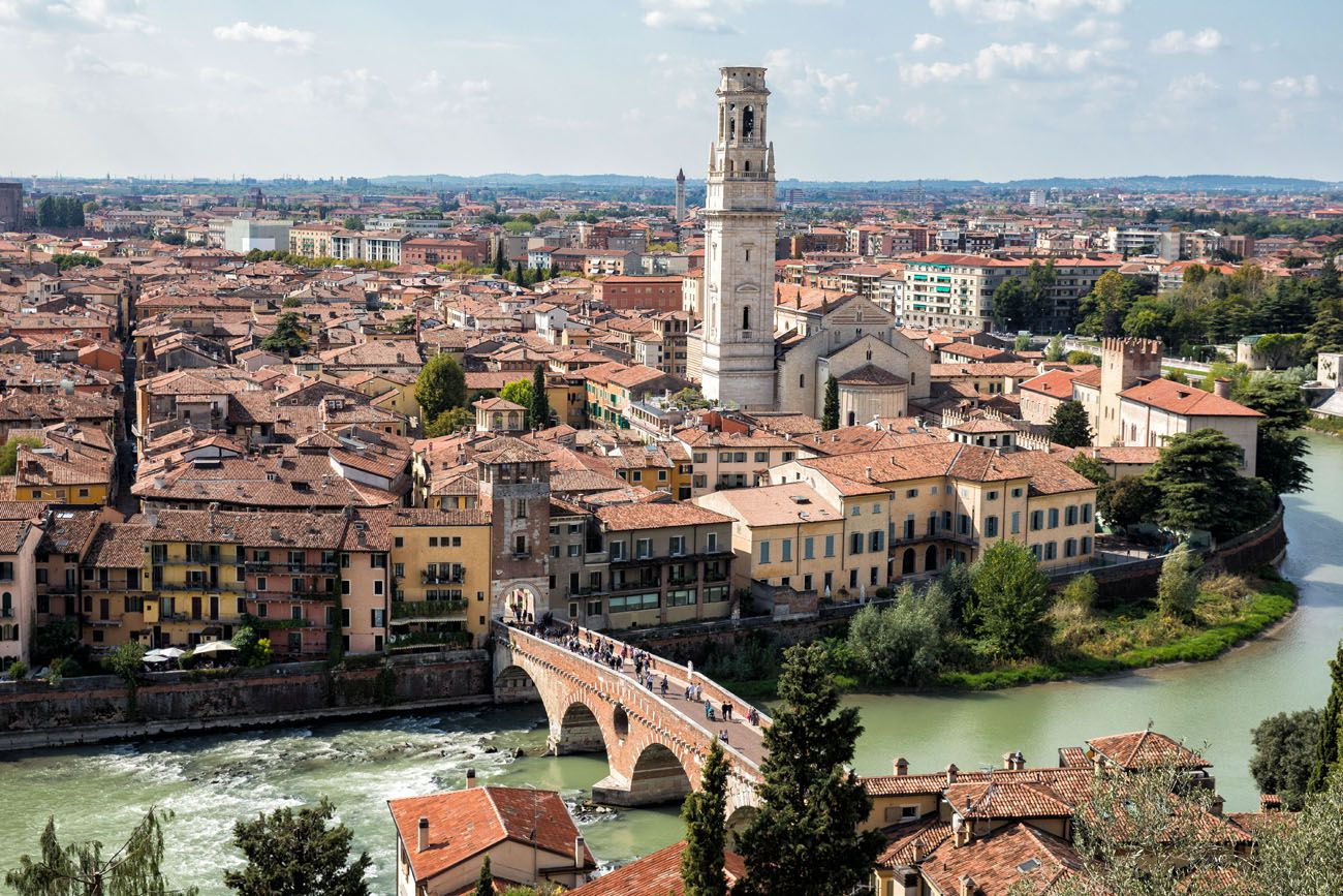 Verona Two Weeks in Italy Itinerary