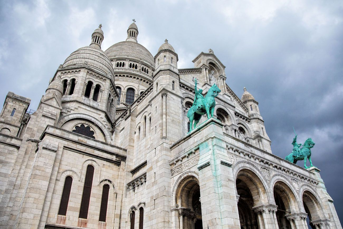 Where to Stay in Paris Sacre Coeur
