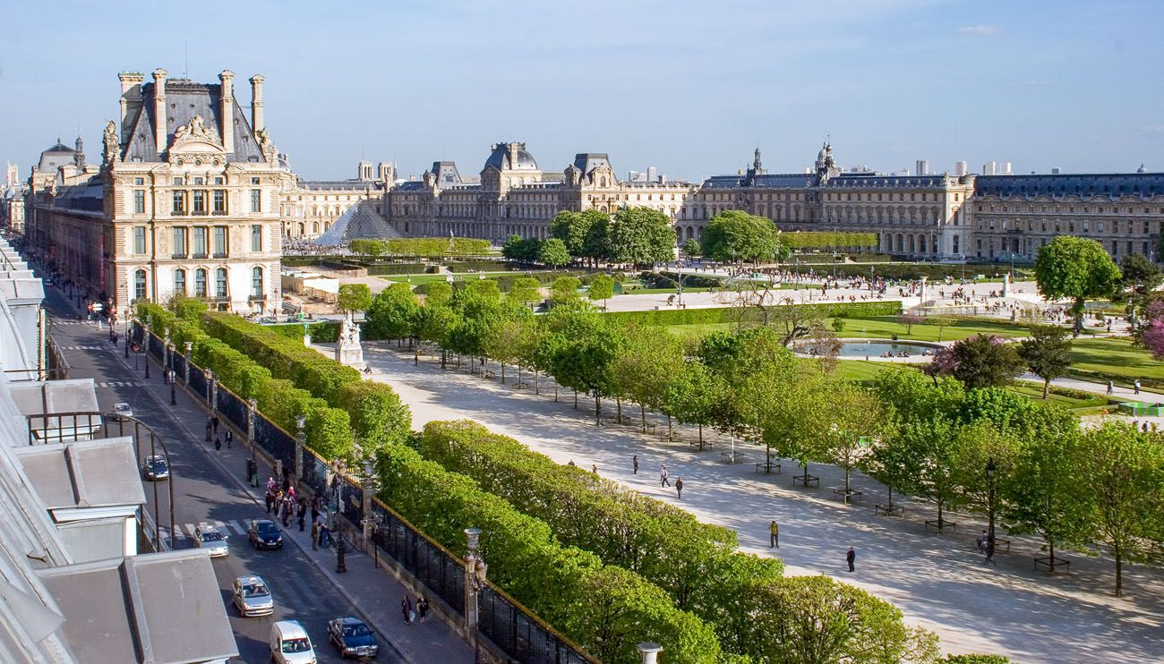 Where to Stay in Paris near Louvre