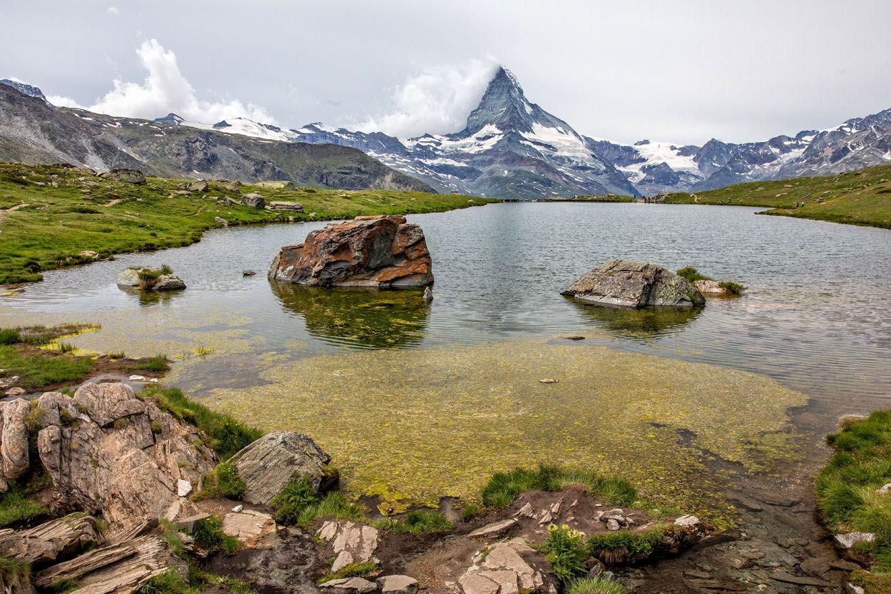 Zermatt Stellisee Hike