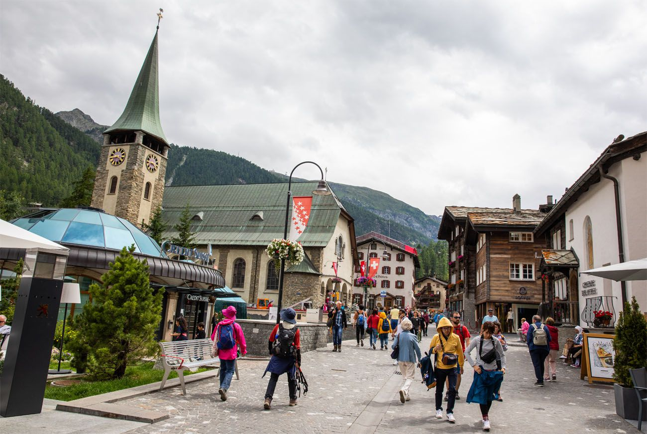 Zermatt Street