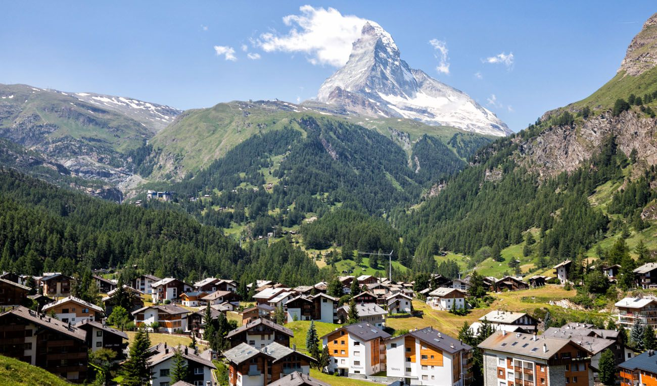 12 Amazing Things to do in Zermatt, Switzerland | Earth Trekkers