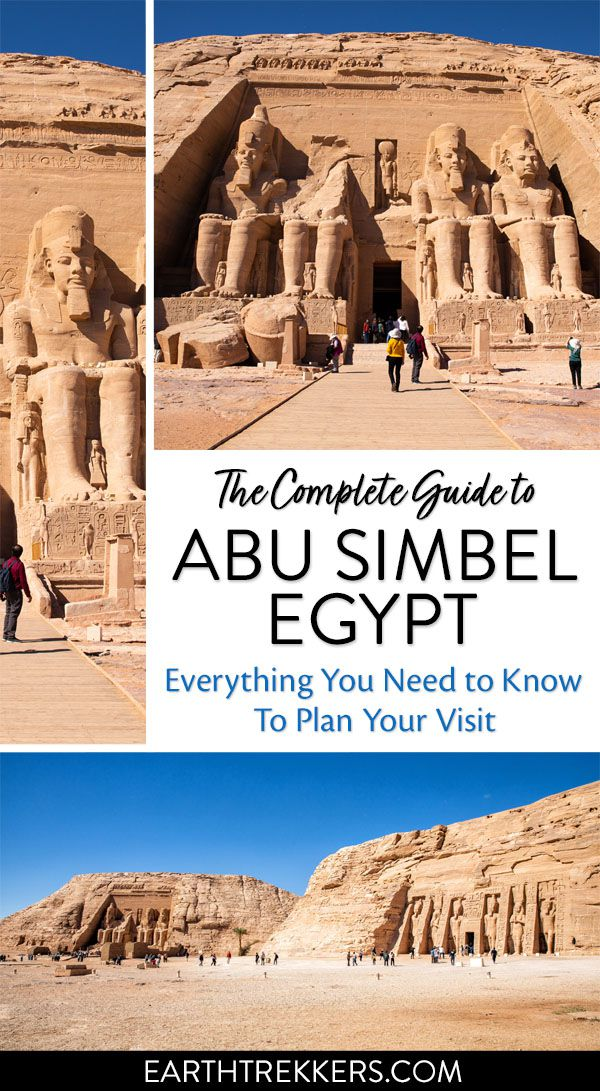 Abu Simbel Egypt Travel Guide