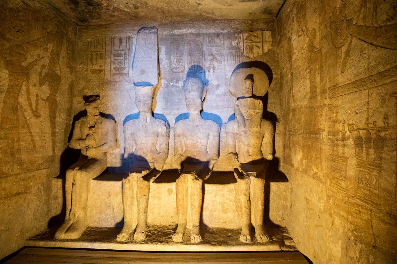Abu Simbel Sanctuary