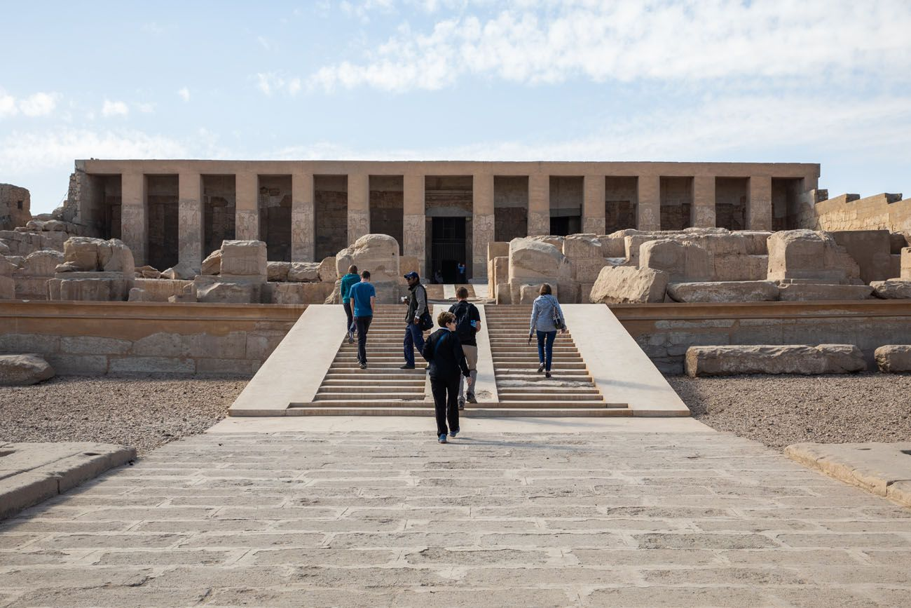 Abydos 10 Days in Egypt Itinerary