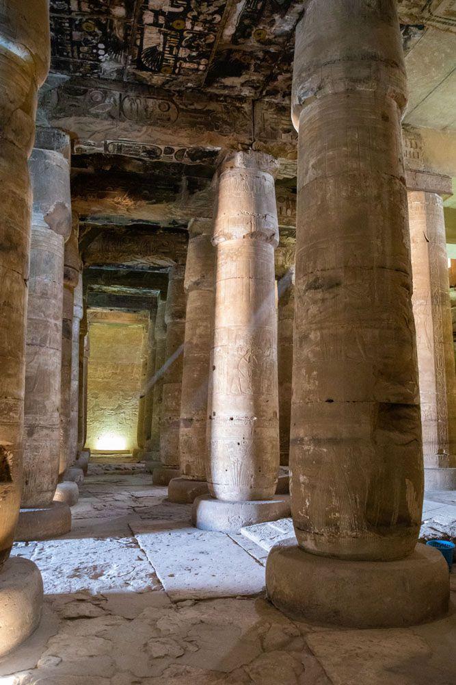 Abydos Hypostyle Hall