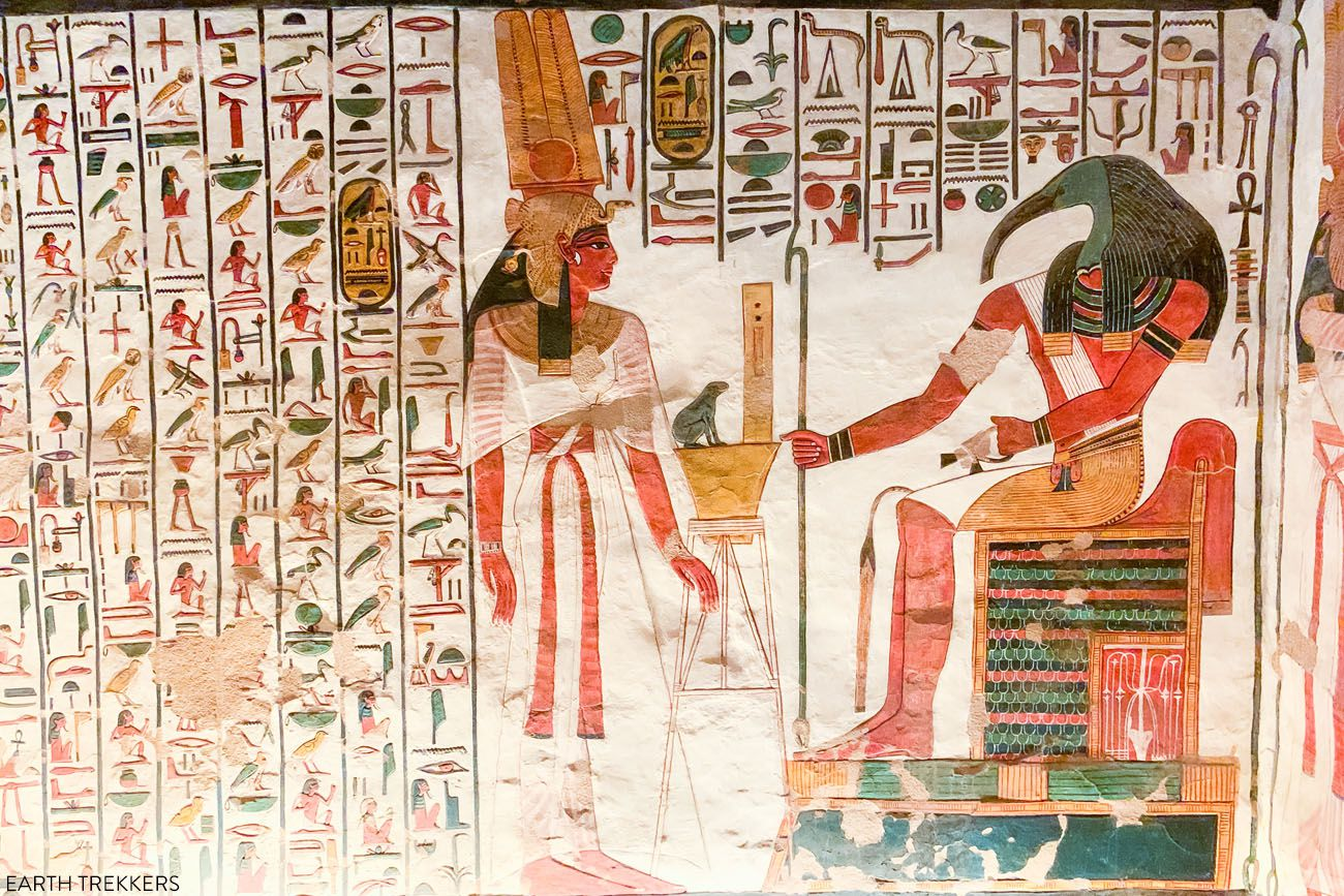 Best Tomb in Egypt