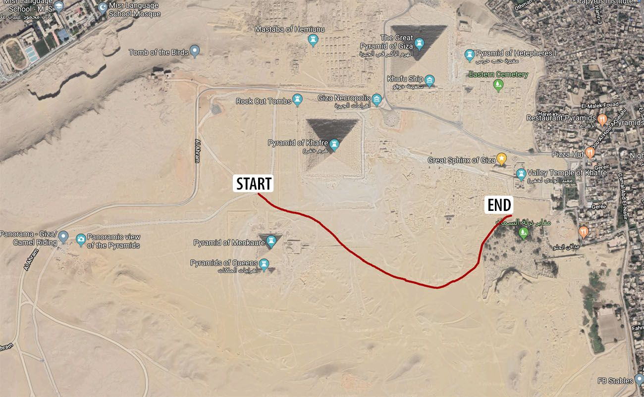 Camel Route