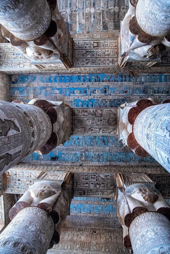 Dendera 10 Days in Egypt Itinerary