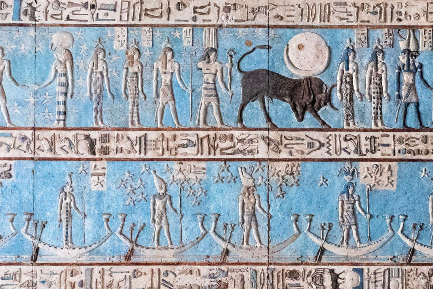 Dendera Day Trip Egypt