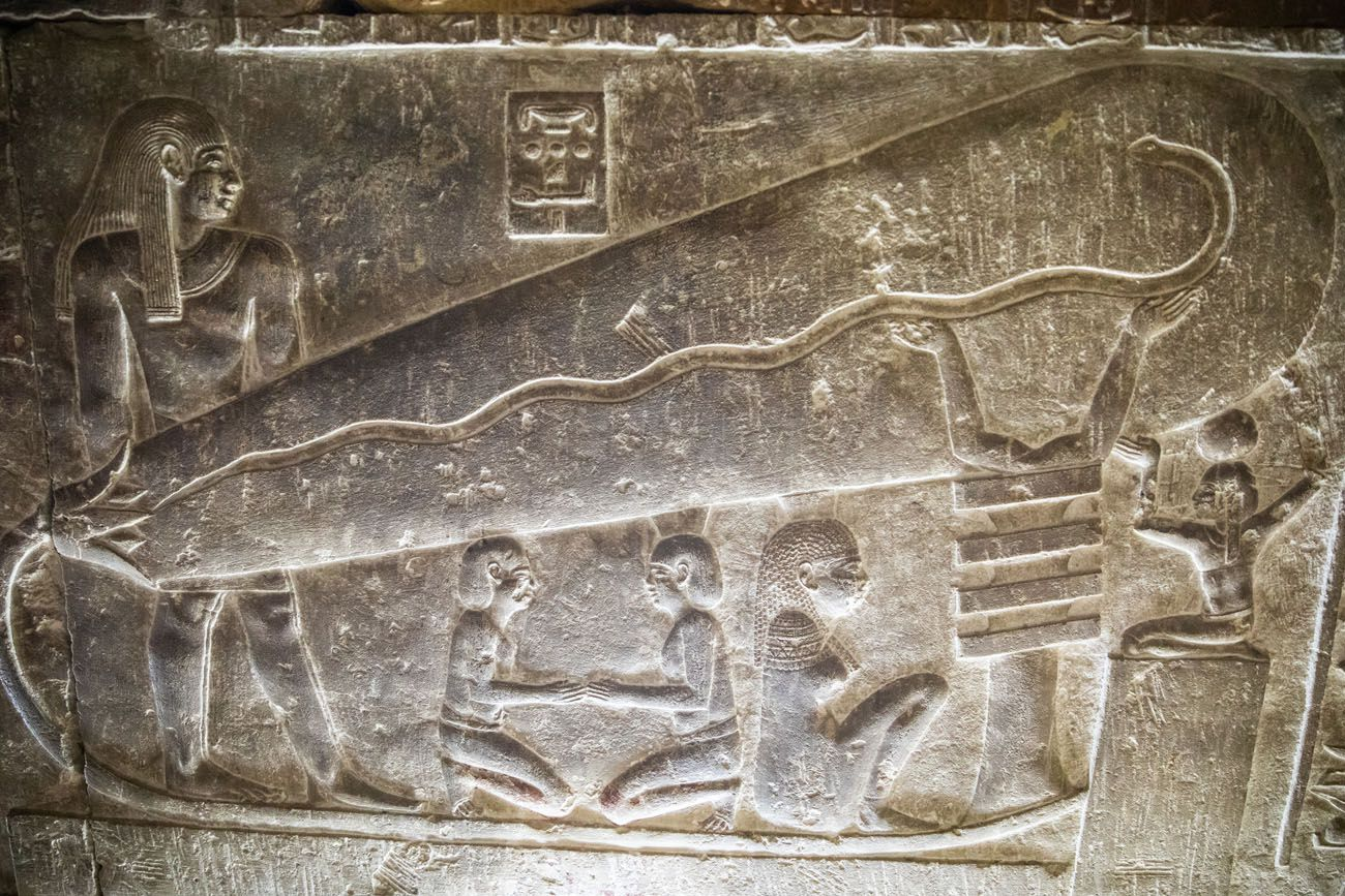Dendera Light Bulb