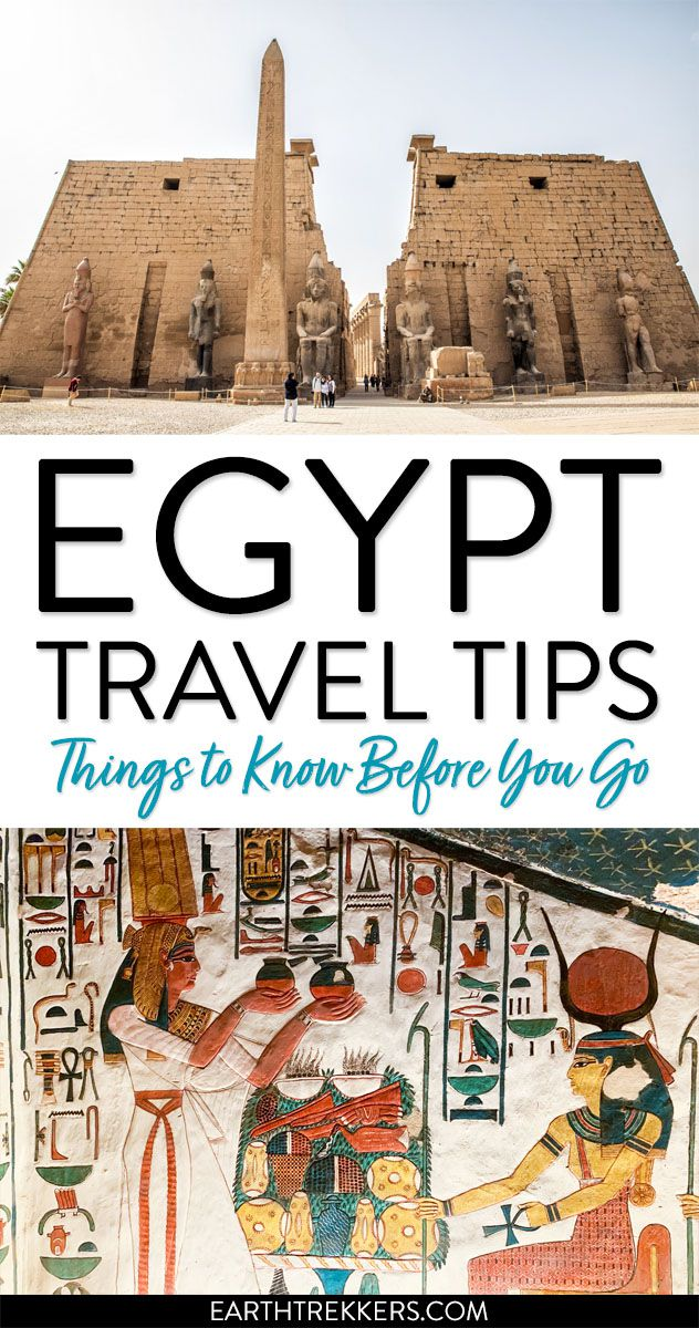 Egypt Travel Tips and Travel Guide