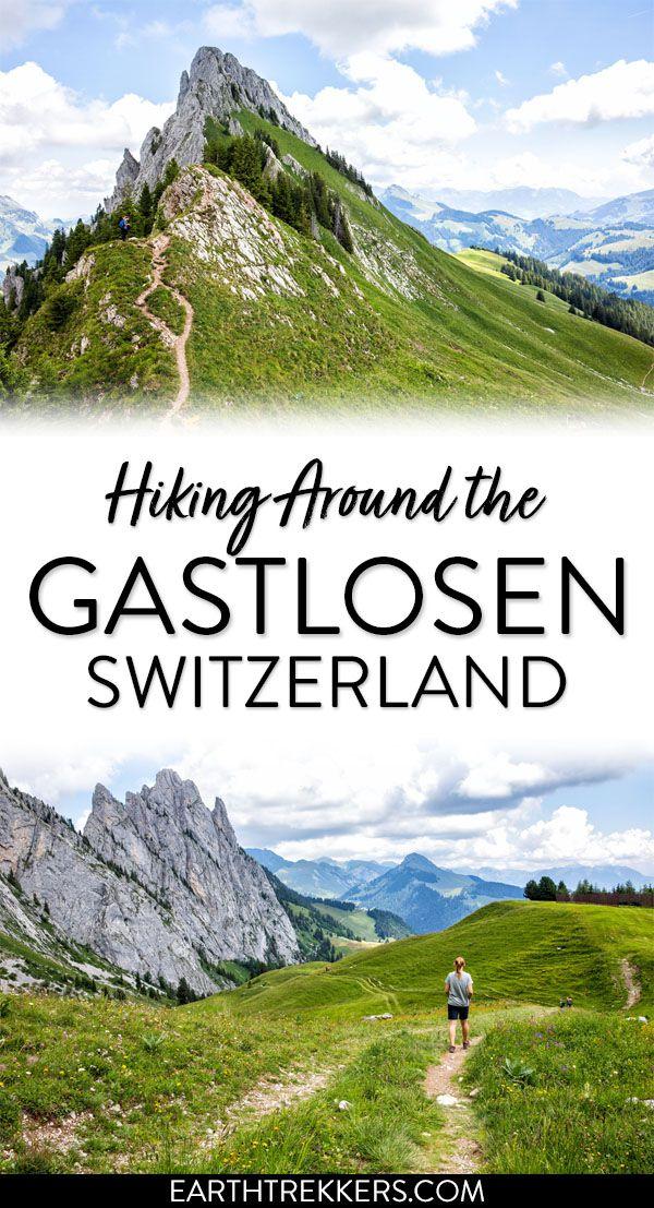 Gastlosen Switzerland