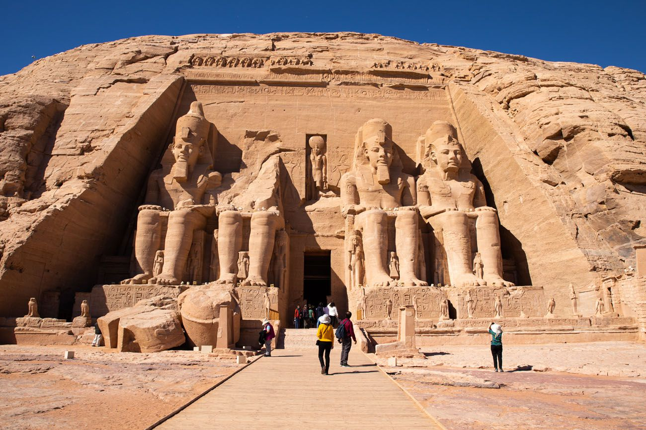 How to Visit Abu Simbel