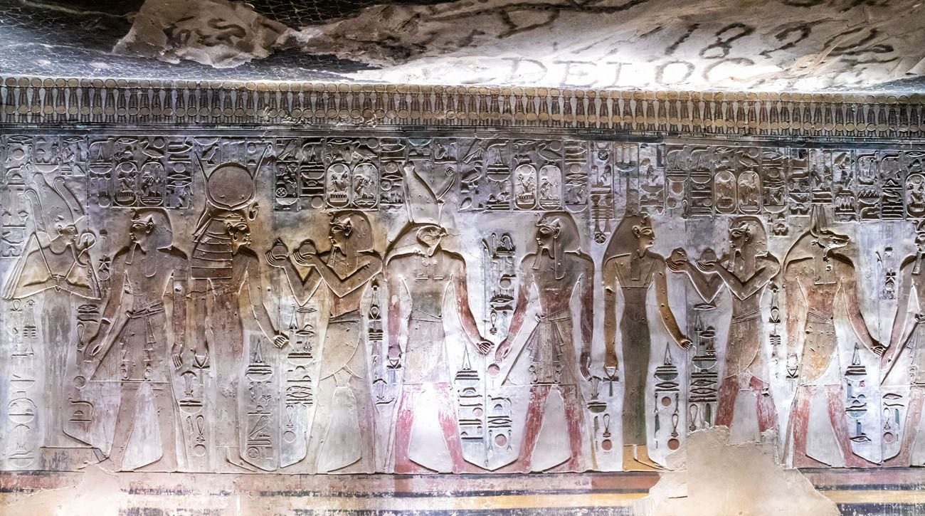 How to Visit Valley of the Kings