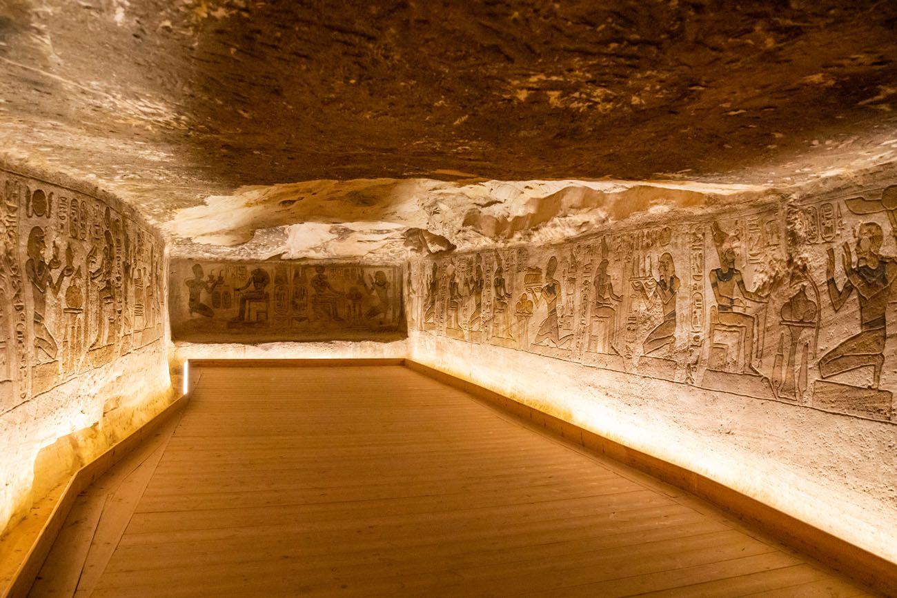 Inner Chamber Abu Simbel