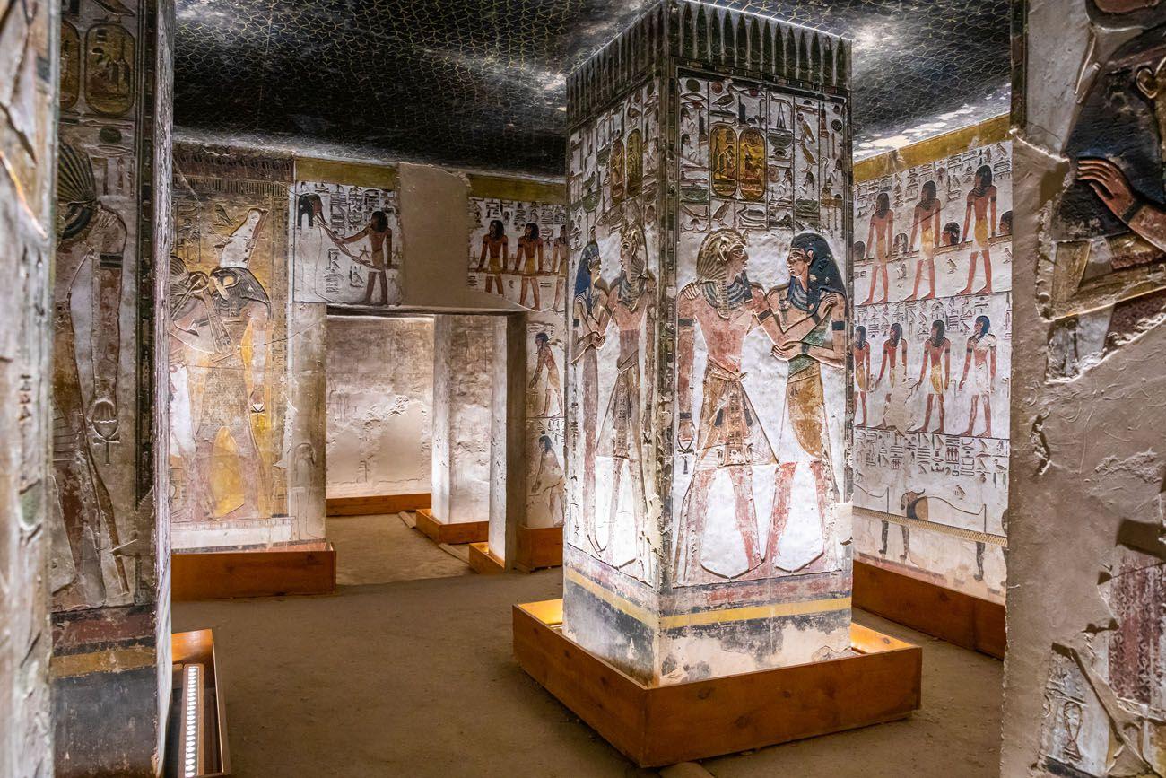 Inside Seti I