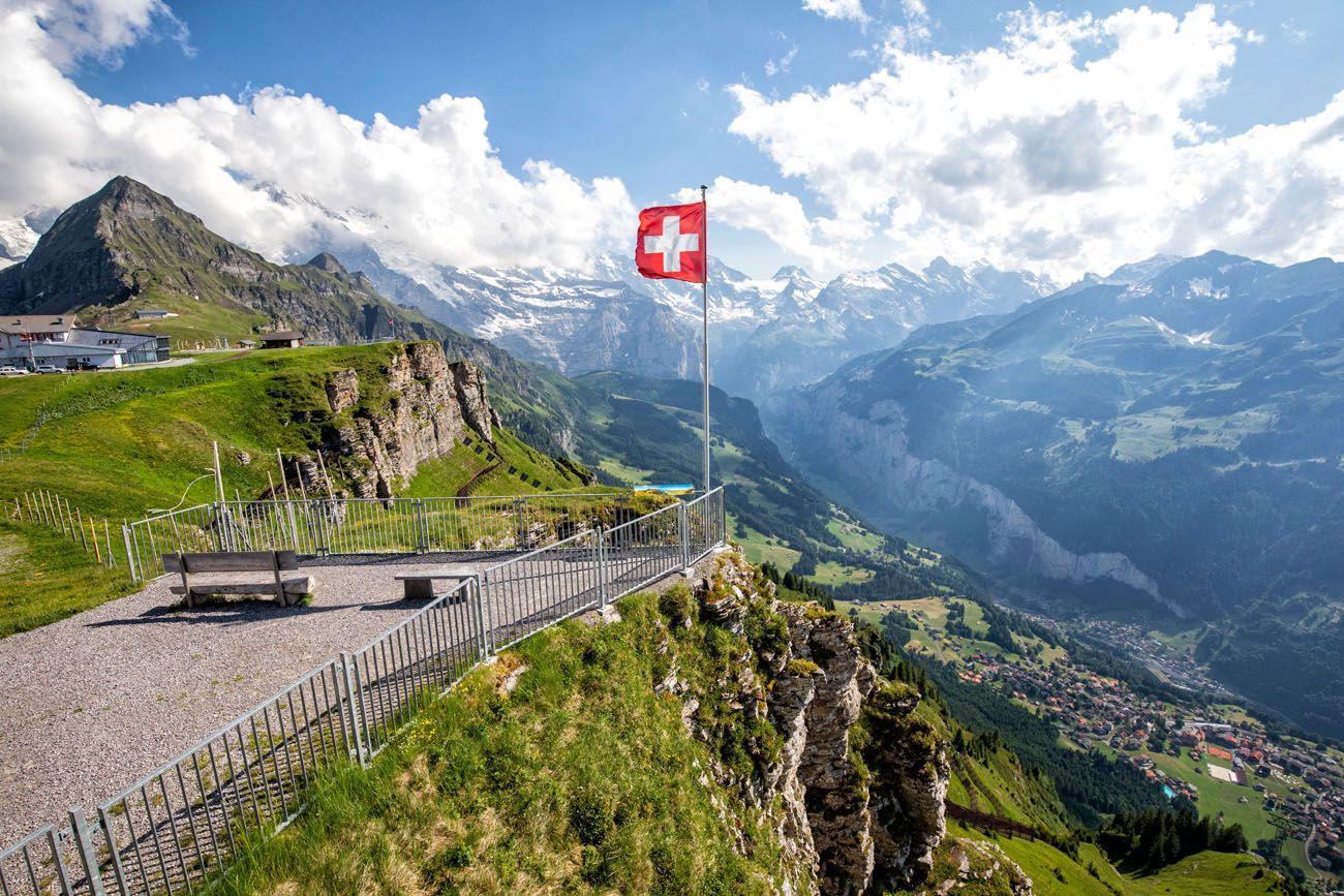 Jungfrau Switzerland Itinerary